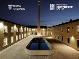 MUSEO DEL TESSUTO- SUPPORTER