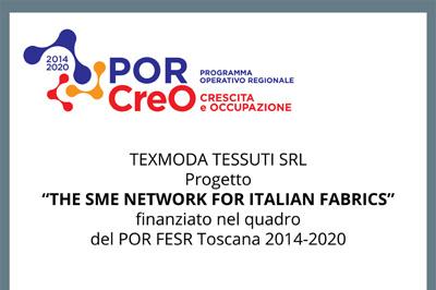The SME network for italian fabrics